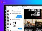 Opera change de vitrine et embarque des apps populaires