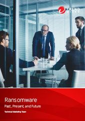 Ransomware Past, Present, and Future