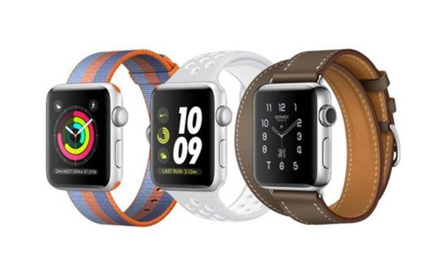 Apple Watch: 5applications pour les pros