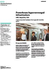 Powerhouse hyperconverged infrastructure