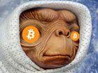 Trouver E.T. ou miner des Bitcoin, il va falloir choisir !