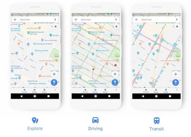 Google teste un mode incognito dans Maps pour Android
