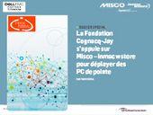 La Fondation Cognacq-Jay s'appuie sur Misco – inmac wstore pour déployer des PC de pointe