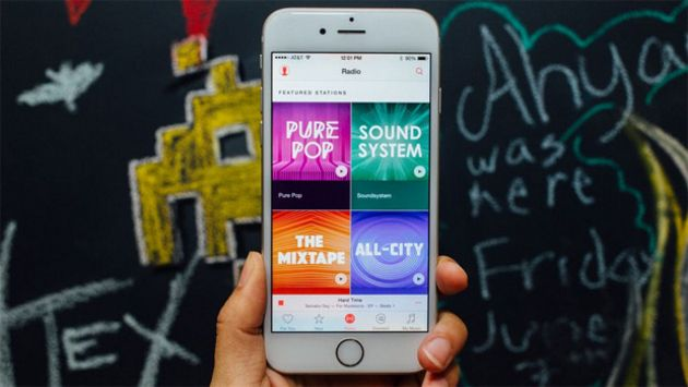 Apple introduit une version Web pour Apple Music