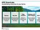Offre 'GreenLake': HPE France propose 5 solutions en paiement à l'usage