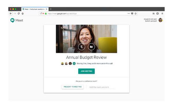 Google Meet devient accessible pour tous