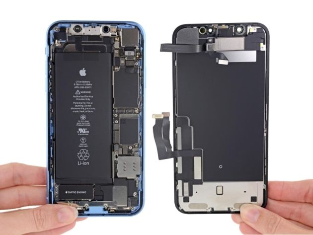 Apple lance un programme pour les réparateurs indépendants d'iPhone