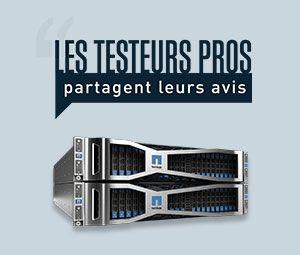 Testeurs Pros : essayez l'infrastructure hyperconvergée NetApp HCI
