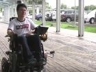 Un LiDAR embarqué sur un fauteuil roulant robotisé