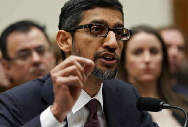 Une page se tourne : Larry Page et Sergey Brin confient les rênes d'Alphabet à Sundar Pichai