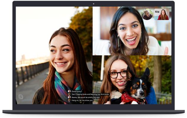 Skype : la partie messagerie enrichie avec de nouvelles fonctionnalités
