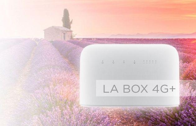 Free lance une box 4G+ pour les