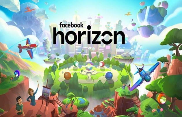 Facebook lance Horizon, son nouveau réseau social virtuel