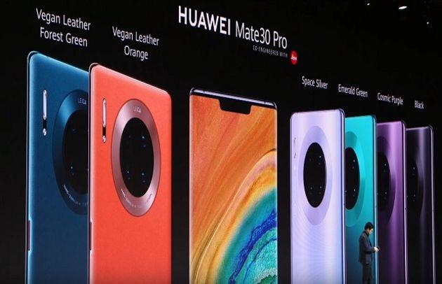 Le Mate 30, premier smartphone sans composant américain pour Huawei