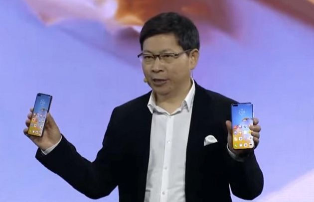 Le P40 de Huawei, un monstre pour la photo, mais sans les services Google