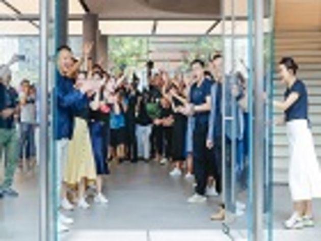 Huawei inaugure son magasin