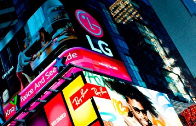 Le ralentissement du marché des écrans LCD pèse sur la croissance deLG