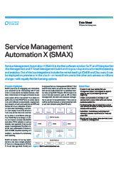 Décuplez le taux de satisfaction utilisateur avec Service Management Automation