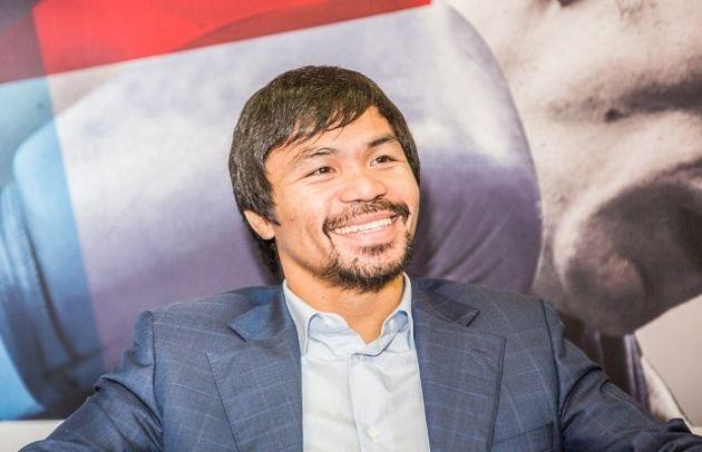 Le champion de boxe Manny Pacquiao lance sa propre cryptomonnaie