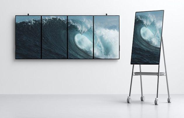 Lancement retardé pour le Surface Hub2X de Microsoft