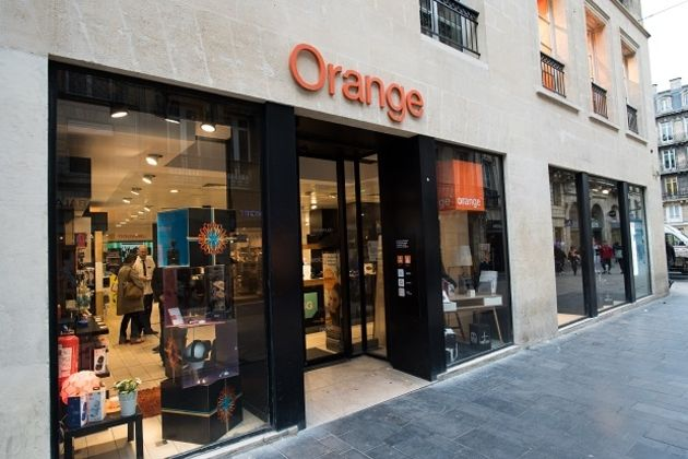 Orange%20boutique%202%20620  w630 - For Stéphane Richard, the idyll between Huawei and Orange will soon be part of the pastZDNet