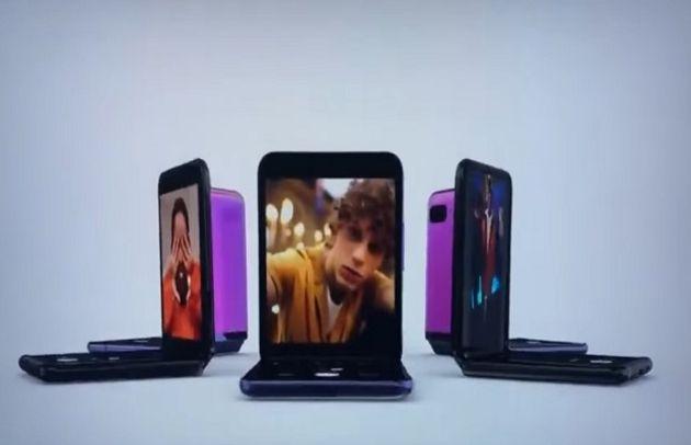 Samsung Galaxy ZFlip: une charnière plus forte pour des avantages pratiques
