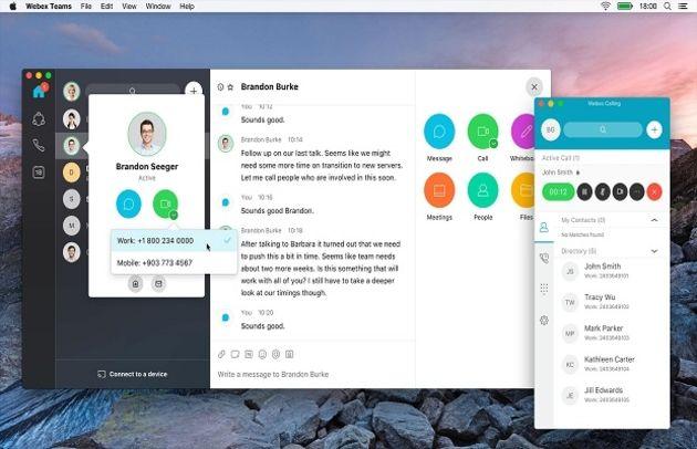 Cisco apporte de nouvelles fonctionnalités d'IA à Webex
