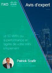 Le SD-WAN, ou la performance et l'agilité de votre WAN simplement
