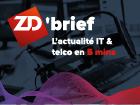 SNCF : bilan numérique du PDG, économiser les données sur iPhone, tweet depuis l'espace ; c'est le 8ème ZD Brief saison 2