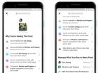 Facebook explique enfin comment le contenu apparaît dans les fils d'actualités des utilisateurs