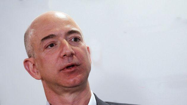 Jeff Bezos a vendu pour 1,8 milliard de dollars d'actions Amazon en trois jours