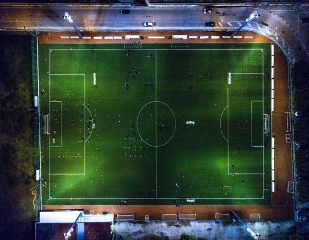 Samsung filme Tottenham / Juventus en 8k