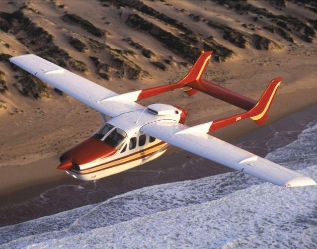 Le plus grand avion électrique hybride prêt à prendre son envol