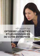 HP techPulse : Optimisez les assets et les ressources de votre entreprise.