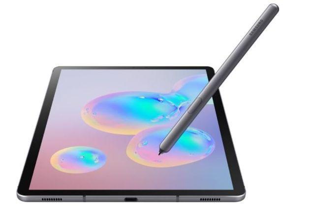 Avec la Galaxy Tab S6, Samsung s'attaque à l'iPad Pro