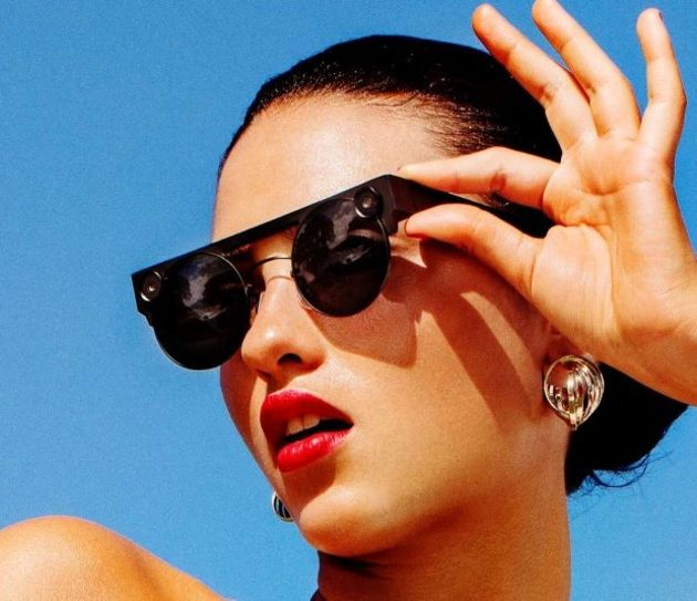 Snap lance une troisième version de ses lunettes Spectacles