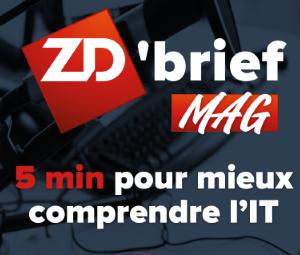 Comprendre et éviter les ransomwares, podcast ZD'brief le Mag