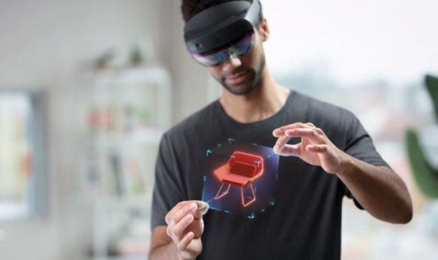 Microsoft commence à livrer son HoloLens 2