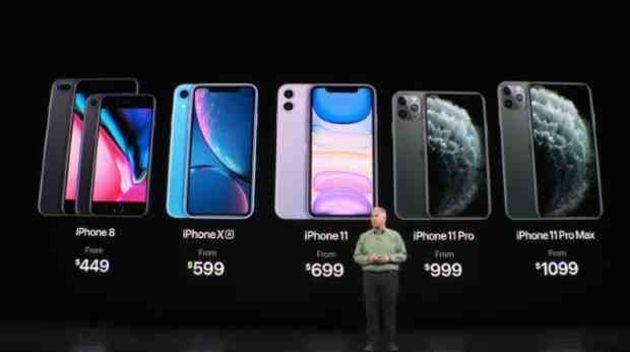 iPhone 11, Apple Watch série 5, iPad, Apple TV Plus, Apple Arcade : ce qu'Apple a dévoilé et ce que cela veut dire