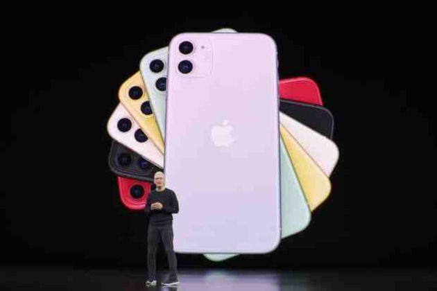 Les iPhone 2020 déclinés en de nouvelles tailles d'écran