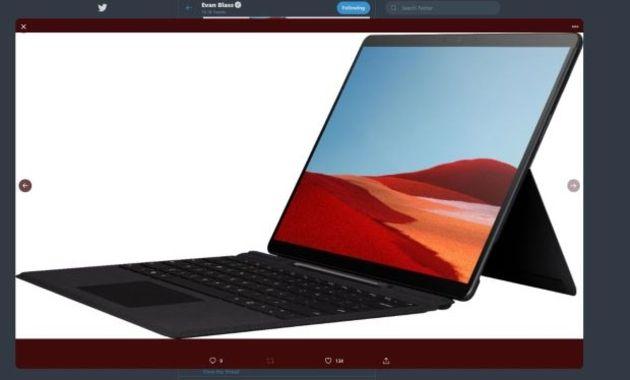 Les images des nouveaux Surface Pro 7, Surface Laptop 3 et Surface ARM révélées avant l'heure ?
