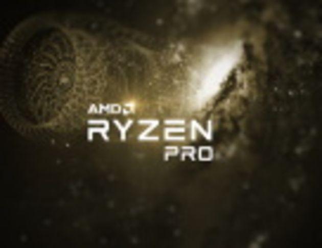 AMD lance les processeurs Ryzen Pro 3000 Series