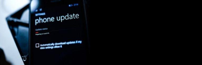 Fin de Windows 10 Mobile : préparez-vous pour la dernière mise à jour de sécurité