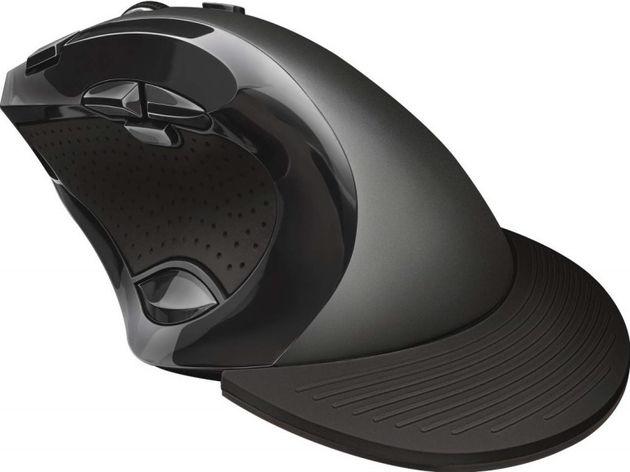 Trust Vergo Wireless Ergonomic Comfort Mouse