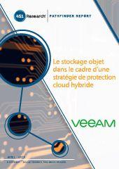 Le stockage objet dans le cadre de votre stratégie de protection cloud hybride