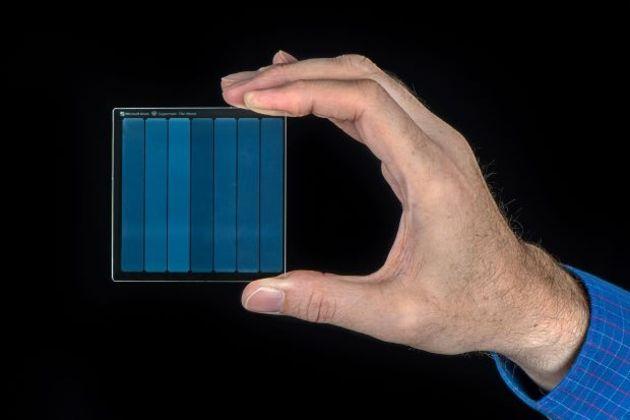 Project Silica : Microsoft développe le stockage sur verre