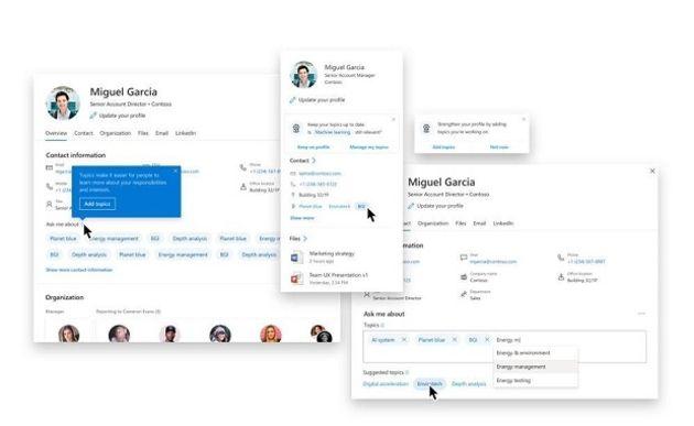 Ignite 2019: Projet Cortex, le nouveau service de gestion des connaissances basé sur Graph