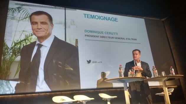Ransomware : Dominique Cerutti, PDG d'Altran « Mon 1er conseil : assurez-vous »