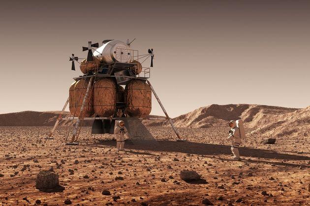 La NASA lance un appel pour trouver une solution au déchargement de matériel sur la Lune