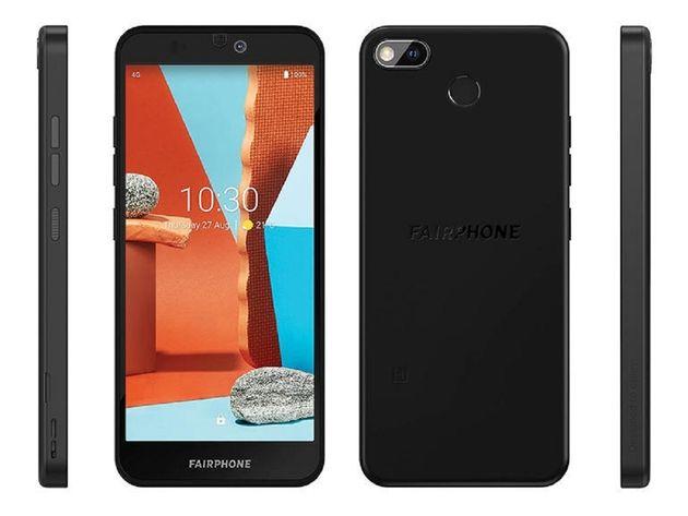 Le Fairphone3+ mise toujours sur l'éthique et met à jour son système photo